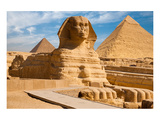 Great Sphinx & Gizeh Pyramids