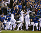2015 World Series Game One: New York Mets V Kansas City Royals