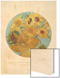 Old Masters  New Circles: Sunflowers  c1889