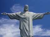 The Towering Statue of Christ the Redeemer  Or Christo Redentor