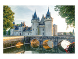 Sully-Sur-Loire Chateau France