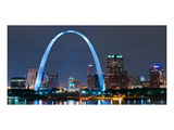 St Louis Gateway Arch - Night