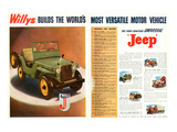 Willys- World's Most Versatile