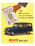 Willys 2 Ways You Can Save