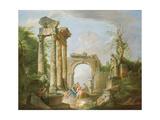 Arcadian Scene  18th Century