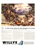 Willys-Jeeps Motorcars &Trucks