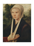 Portrait of a Young Woman  C1530