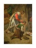 Adoration of the Shepherds  C1510