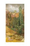Rock Ravine  1884-85