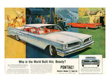 Pontiac- Who Built This Beauty