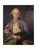 Self Portrait  1758