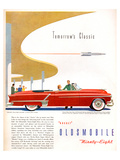 Oldsmobile-Tomorrow's Classic