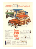 The New Ford Country Squire