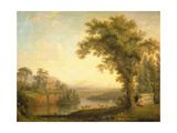 Antique Landscape with Phaeton's Tomb  1785