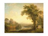 Antique Landscape with Phaeton's Tomb  1785