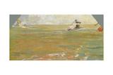 Sea Gods in the Ocean  1884-85