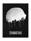 Shanghai Skyline Black