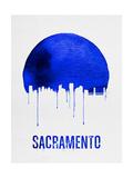 Sacramento Skyline Blue