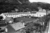 Cottages in Boscastle  1975