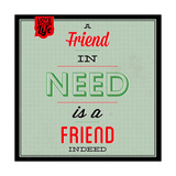 Friend Indeed 1