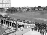 General View of the Oval Cricket Ground August 1947