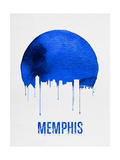 Memphis Skyline Blue