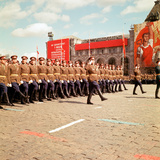May Dat Parade Moscow  1967