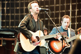Eric Clapton at Master's of Music Benefit Concert 1996