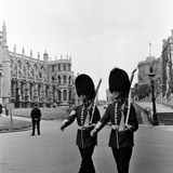 Windsor Castle  Berkshire  1954