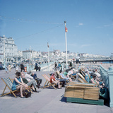 The Sea Front at Brighton 1st June 1968