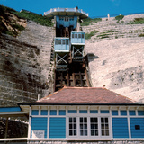 East Cliffs at Bournemouth  1971