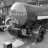 Whitbread brewery 1958