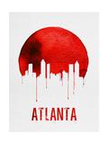 Atlanta Skyline Red