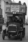 Commuters During Strike Action 1926