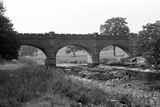 Wharfedale in North Yorkshire  Circa 1970