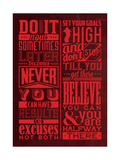 Motivation Set Red