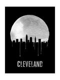 Cleveland Skyline Black