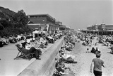 Eastbourne Beach  1975