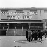 Tottenham Football Club  1962