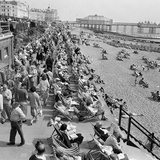 Eastbourne  Sussex  1962