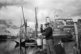 Ipswich Docks  1946