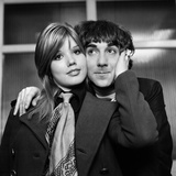 Keith Moon and Wife Kim
