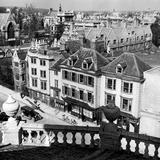 Oxford Rooftops  Circa 1935