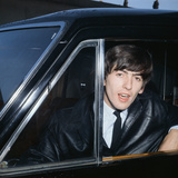 George Harrison of the Beatles  in Portsmouth 12th November 1963