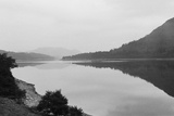 Loch Ericht in the Highlands  1960