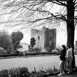 Guildford Castle  Surrey  Circa 1952