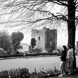Guildford Castle  Surrey  Circa 1952