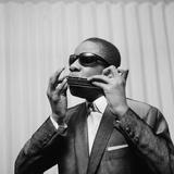 Stevie Wonder Aged 13, 1963 Reproduction d'art par Charlie Ley