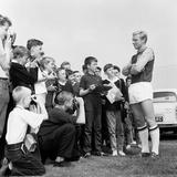 Bobby Moore at Chadwell Heath  1962