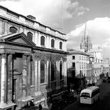 High Street  Oxford  Circa 1953